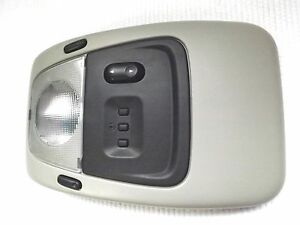 2002 Ford Explorer roof console homelink dome light sunroof control switch OEM
