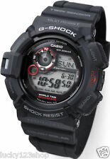 G-9300-1D Black G-shock 200m Casio Solar Mudman Twin Sensor Compass Brand New