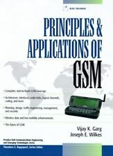 Principles & Applications of GSM with 3.5 Disk (Prentice Hall Communications