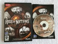 Rise of Nations - Windows PC - Complete - CD-ROM
