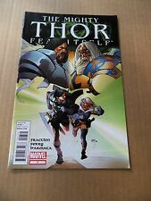 The Mighty Thor 7 . Fear Itself Tie in -  Marvel  2011 -   VF - minus