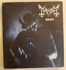 Mayhem - Chimera CD 2004 Season of Mist SOM 084 Limited Edition Digipak VG
