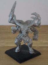 1988 Citadel Keeper of Secrets Greater Daemon of Slaanesh Chaos