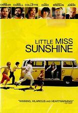 NEW  DVD // LITTLE MISS SUNSHINE  // Steve Carell, Toni Collette, Greg Kinnear