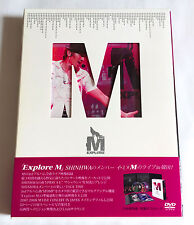 LEE MIN WOO Live Concert 2008 JAPAN EDITION 2 DVD w/Postcard OPSD-S845 Shinhwa