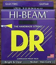 DR Hi-Beam LTR7-9 Electric Guitar Strings 7-string set lite gauge 9-52