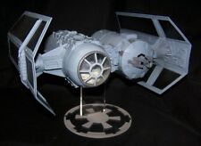acrylic display stand for the Hasbro Star Wars Tie Bomber