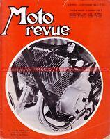 MOTO REVUE 1813 HONDA CB 125 SUZUKI T20 YAMAHA 350 KAWASAKI Salon de TOKYO 1966