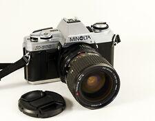 Minolta X-300 chrome avec Tokina at-x 28-85 f/3.5   X300