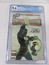 Green Lantern #195 CGC 9.6 Guy Gardner Becomes Green Lantern (Crisis cross-over)