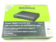 Insignia NS-DXA1 Digital to Analog Converter Box with Remote & Cables - Open Box