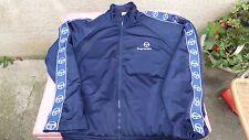 veste de survetement vintage bleu marine Sergio Tacchini T XL