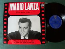 "MARIO LANZA, 2 films ""That midnight kiss"" ""Toast of New Orleans"" LP RCA 530 253"