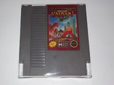 NES Karnov (Nintendo Entertainment System, 1988) Game with Clear Case