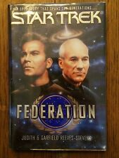 "Star Trek ""Federation"", 1994, Hardback"