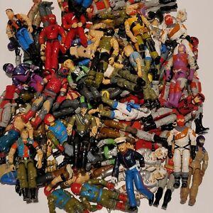HUGE Collection Lot of 1987 G.I. JOE COBRA ARAH Action Figures YOU PICK!