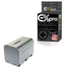 Ex-Pro JVC SSL-JVC50 reemplazo de la batería de alta capacidad 5500mAh Samsung UL Celular