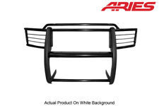 99-02 Toyota 4Runner Black Semi-Gloss Steel Front Grille/Brush Guard 1pc Aries