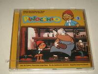 Pinocchio 3 / Lange Naso Geppetto Ottiene Visita (Universale/060252750701) CD