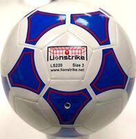 Lionstrike Lightweight Leather Training Football size 3 - for children 3-7yrs