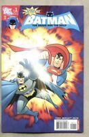 All-New Batman The Brave And The Bold #1-2011 nm 9.4 Batman Superman Black Canar