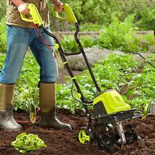 Garden Gear Cultivator Rotavator Electric Tiller Soil Powerful 1400W 6 Blade NEW