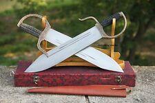 Master Wing Chun Butterfly Knives Unique Bart Cham Dao Wing Chun Swords Sifu Dao