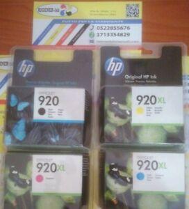 HP 920 920XL OFFICEJET 6000, 6500 AIO, 6500 WIFI, 6500A, 6500A WIFI Vedi descr.