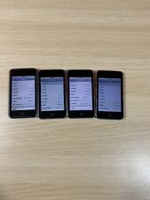 3x Apple iPod Touch A1288 1x A1213 8GB MC086BT Please Read!!!