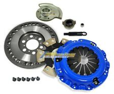 FX STAGE 4 CLUTCH KIT+ CHROMOLY FLYWHEEL+ COUNTER WEIGHT BALANCE MAZDA RX-8 RX8