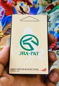 Nintendo Family Computer Network System Famicom JRA-PAT Japanese Horse Racing