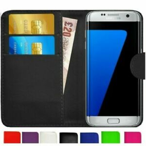 Flip Leather Wallet Case Cover For Samsung Galaxy S4 Mini