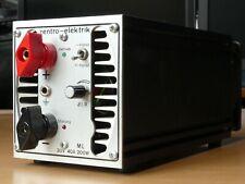 Zentro-Elektrik ML 30/40 elektronische Last 4...30VDC 40A 200W autark