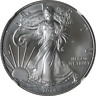 2014-(S) Silver American Eagle $1 NGC MS69 Early Releases San Fran Label - STOCK