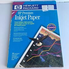 HP Premium Inkjet Paper C1856A New Old Stock