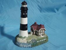 "Fire Island NY Lighthouse Cheryl Spencer Collin 207/5000   6 1/4""  NEW"