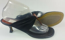 WOMENS RUSSELL & BROMLEY DONALD J PLINER WEDGE SANDALS MID STRETCH TOE POST UK 6