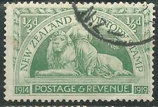 Nueva Zelanda Scott# 165 usado