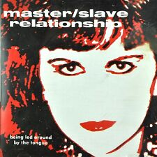 Master Slave Relationship Being Led Around By The Tongue CD 1990 SF Industrial