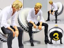 11CM One Piece Sanji Vinsmoke Family vol.3 DXF The Grandline Series Figurine PVC