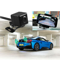 """Wifi in Car Backup Rear View Reversing Camera 1/3"""" Wireless For IOS iPhone Andro"""