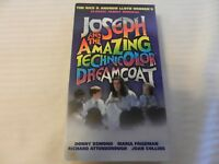 Joseph and the Amazing Technicolor Dreamcoat (VHS, 2000, Paper Sleeve)