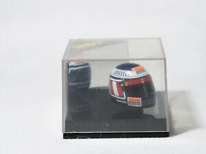 Onyx N° HF034 Helmet Gerrhard Berger 1986 1/12 New IN Box