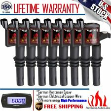 2004 2005 2006 2007 2008 DG511 IGNITION COIL 8PACK FOR FORD F-150 5.4L V8 TRITON