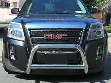 10-2015 Chevy Equinox Stainless Bull Bar Grill Guard Front Bumper Protector