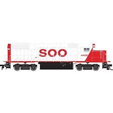 Atlas Trainman Gold Soo Line EMD GP38-2 #4405 - DCC with sound - HO