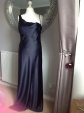 Navy Blue size 18 Evening Gown by Geri Halliwell