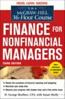 The McGraw--Hour Course: Finance for Non-Financial Managers 3/E: Finance For Non