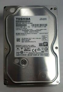 "Toshiba 500GB 7.2K SATA 6Gb/s 3.5"" Hard Drive DT01ACA050 Dell 0RXJWX"