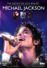 Michael Jackson The Definitive Collection 5016641117729 DVD Region 2